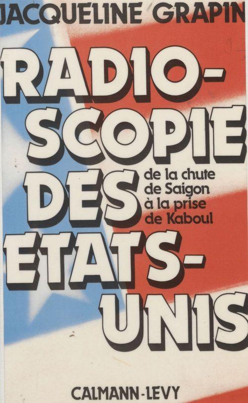 Radioscopie des États-Unis