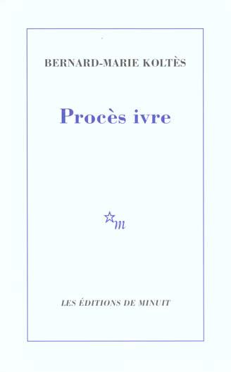 Proces ivre