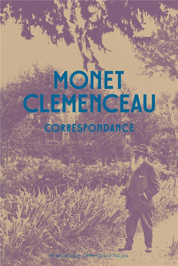 Monet, Clémenceau, correspondance