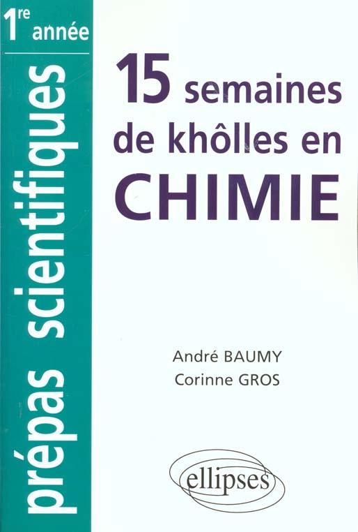 Chimie Mpsi-Pcsi