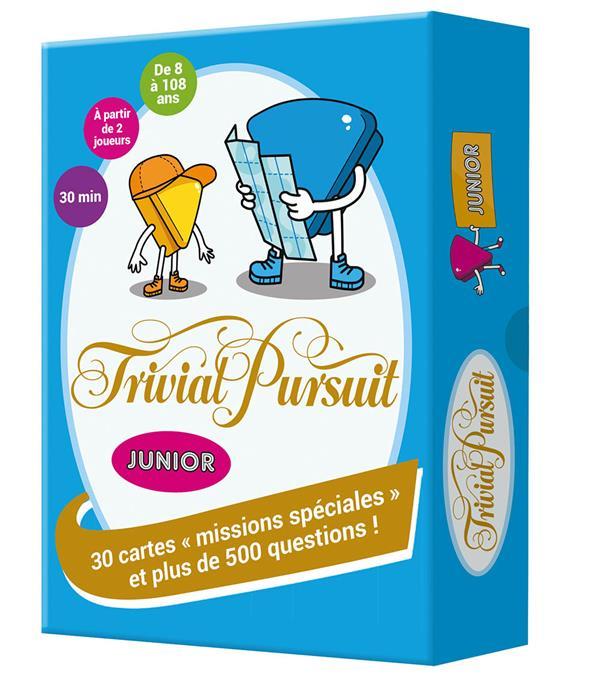 Trivial pursuit ; mon jeu de cartes
