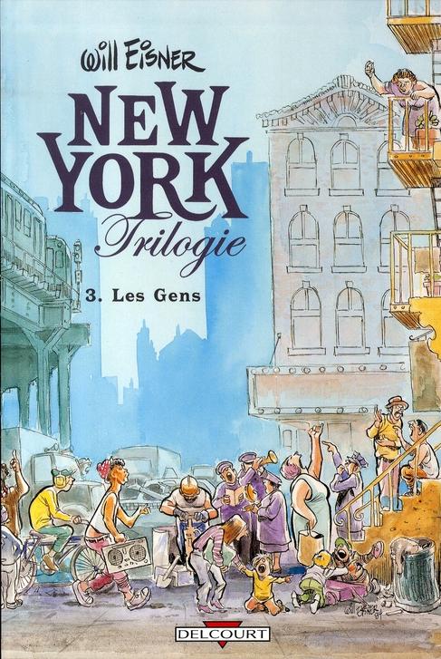 New York trilogie T.3 ; les gens