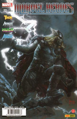 Marvel Heroes T.32