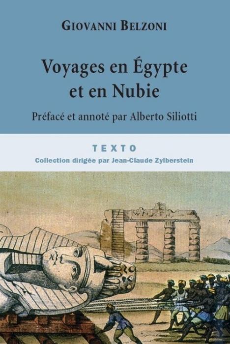 Voyages en Égypte et en Nubie