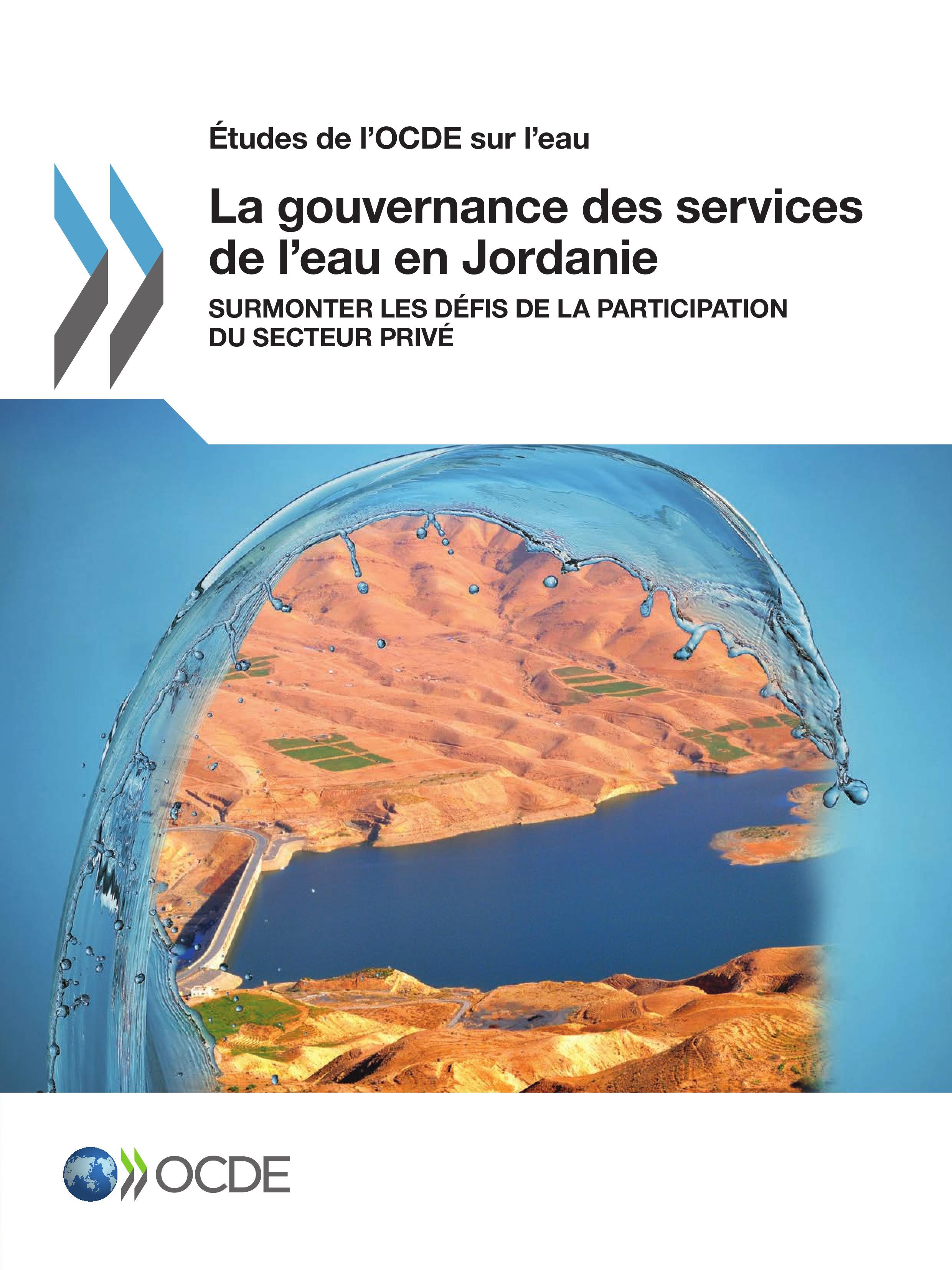 La gouvernance des services de l'eau en Jordanie  - . Collectif