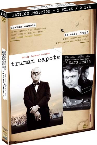Truman Capote + De sang froid