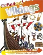 Vente Livre Numérique : DKfindout! Vikings  - Philip Steele