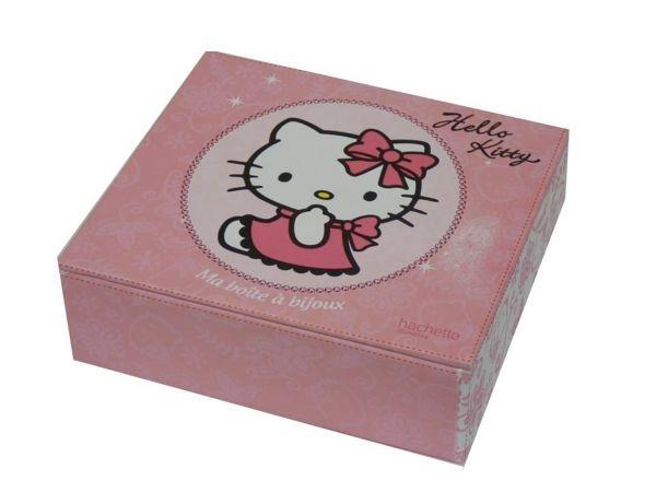 Hello Kitty ; Ma Boite A Bijoux