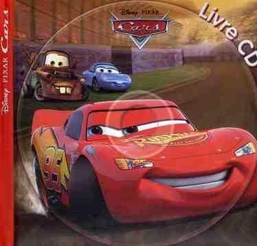 Cars ; Mon Petit Livre-Cd