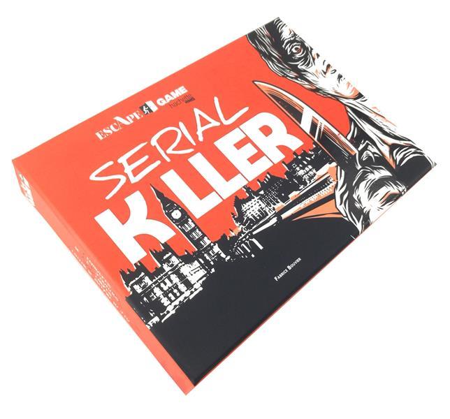 Escape game ; serial killers
