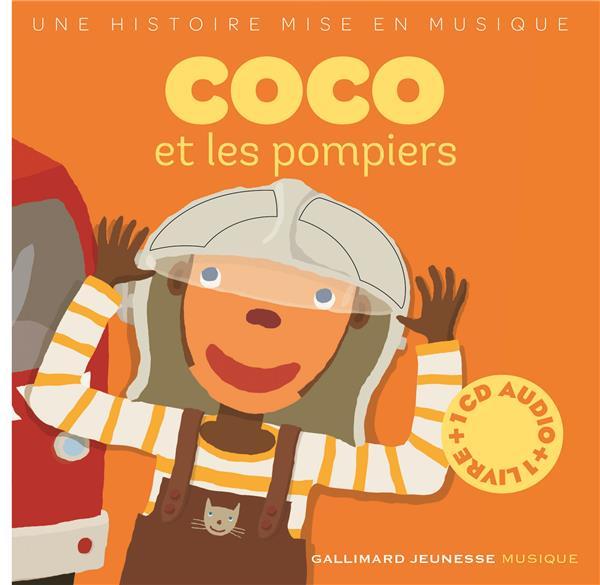 COCO ET LES POMPIERS DUBOUCHET, PAUL