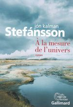 Vente EBooks : Chronique familiale (Tome 2) - À la mesure de l'univers  - Jón Kalman Stefánsson