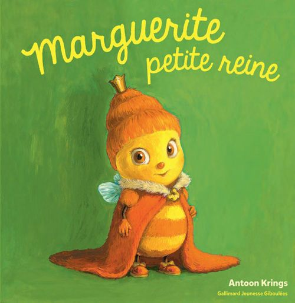 Marguerite petite reine