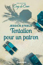 Vente EBooks : Tentation pour un patron  - Jessica Steele