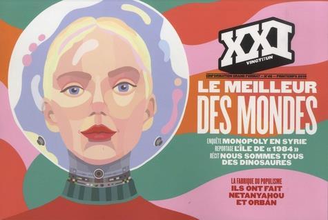 Revue xxi n.46 ; europe extreme