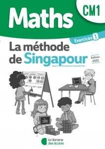 Maths ; CM1 ; pack de 10 cahiers d'exercices 1