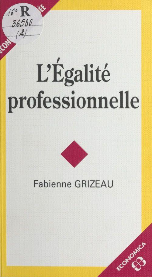 Egalite professionnelle