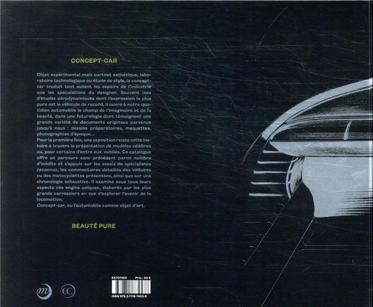 Concept-car, beauté pure