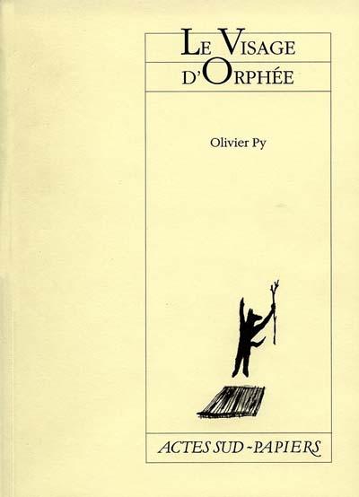 Visage d'orphee