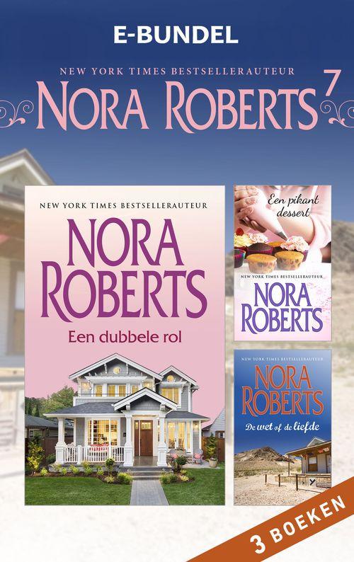 Nora Roberts e-bundel 7