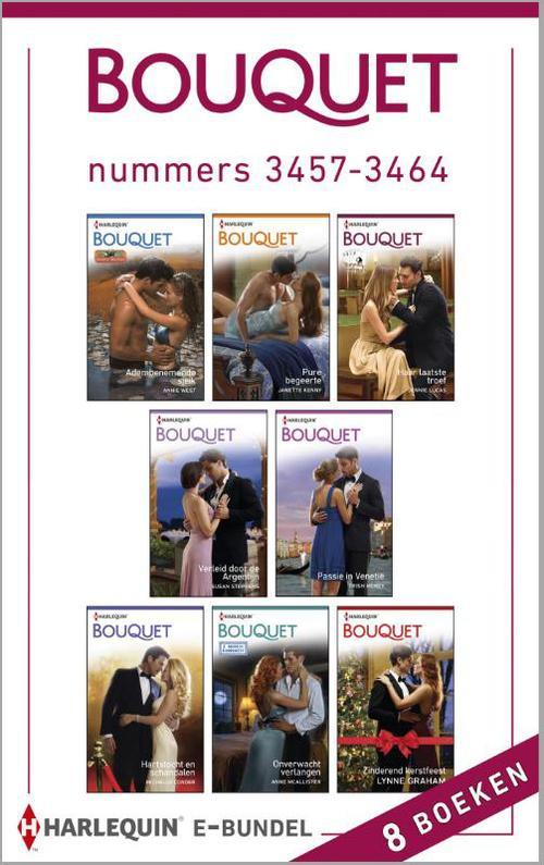 Bouquet e-bundel nummers 3457-3464