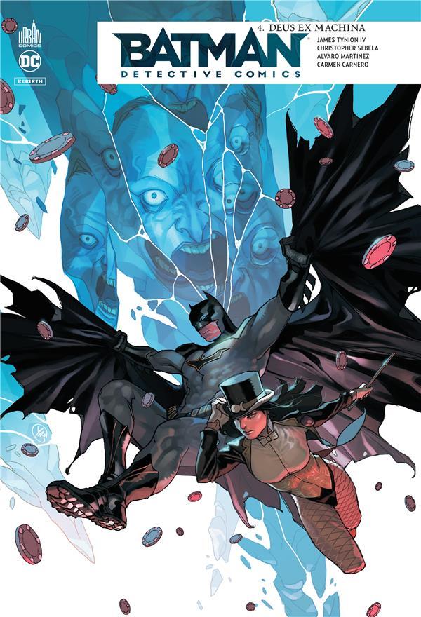 Batman - detective comics t.4 ; deus ex machina