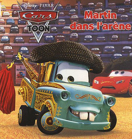 Martin Dans L'Arene, Disney Monde Enchante