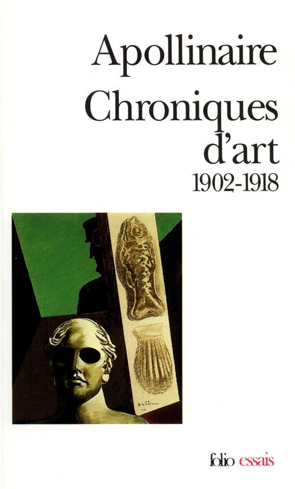 Chroniques d'art ; 1902-1918
