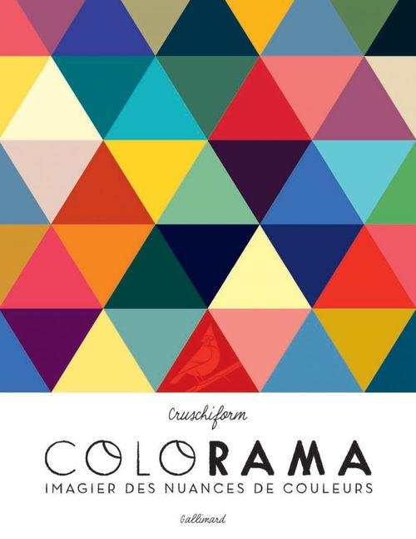 Colorama ; imagier des nuances de couleurs