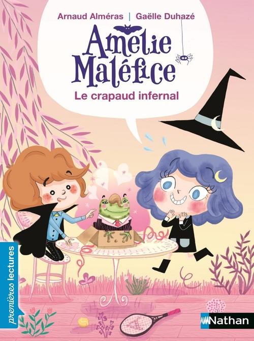 Amélie Maléfice ; le crapaud infernal