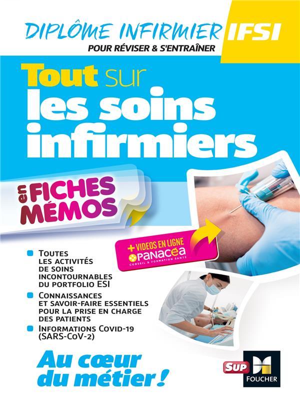 Tout sur les soins infirmiers en fiches mémos (2e édition)