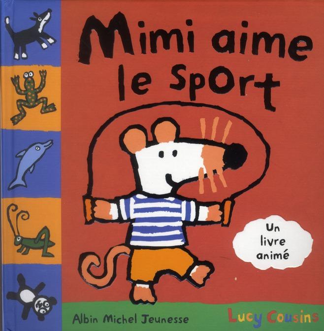 Mimi Aime Le Sport