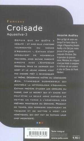 Aquasilva - t03 - croisade