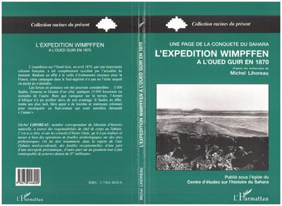 L'expedition wimpffen - a l'oued guir en 1870