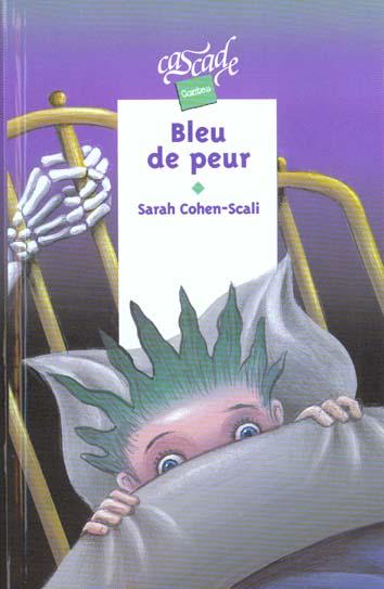 Bleu De Peur Sarah Cohen Scali Rageot Poche Librairie De Paris St Etienne St Etienne