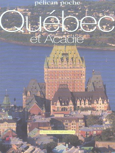 Québec et Acadie