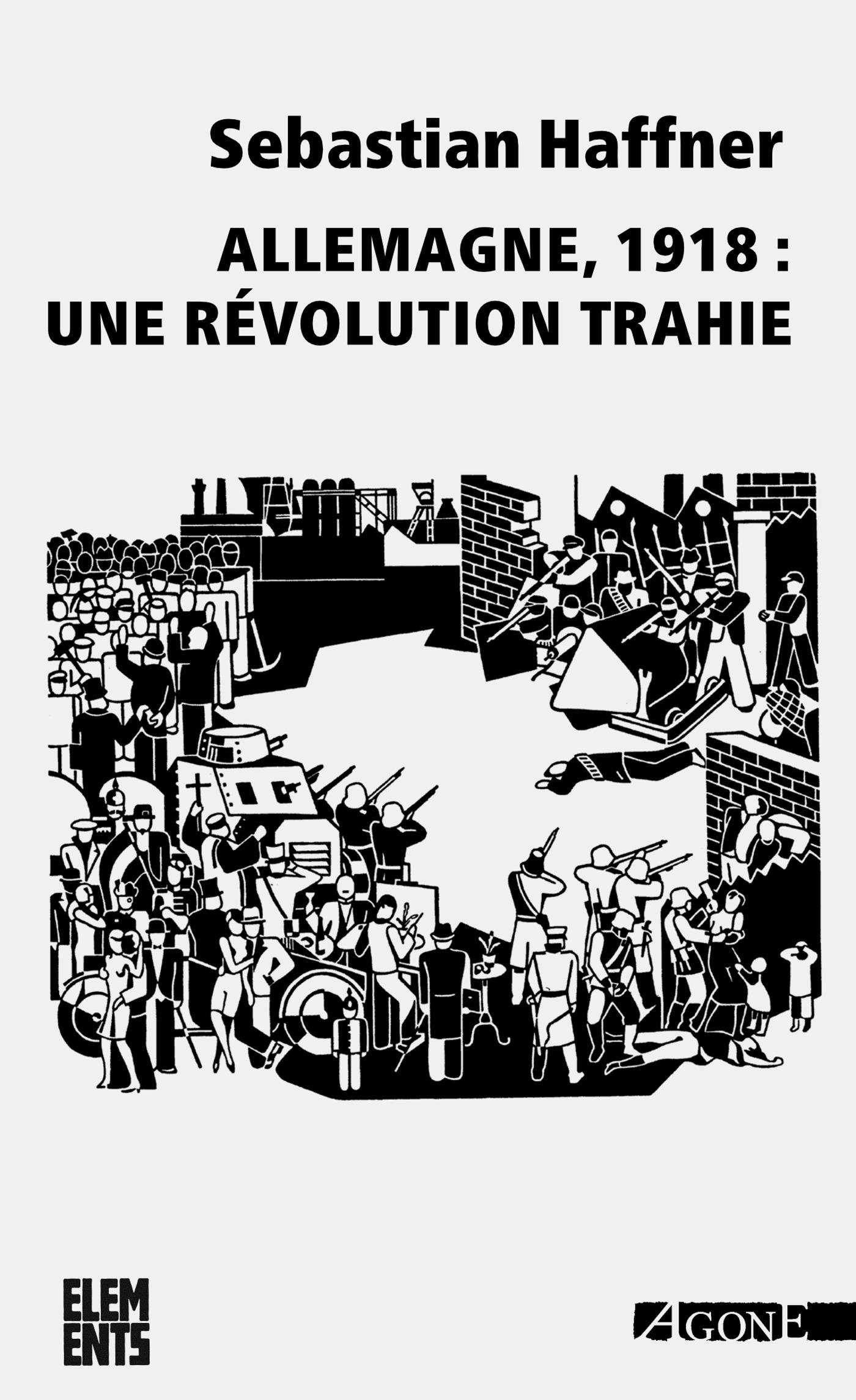 Allemagne, 1918: une révolution trahie