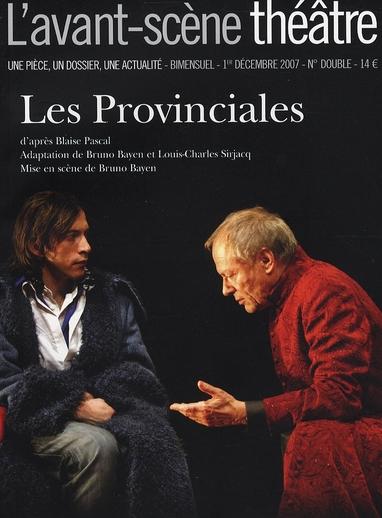 Les provinciales