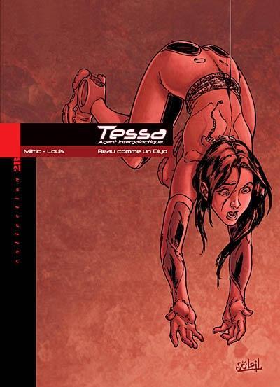 Tessa, agent intergalactique T.3 ; beau comme un Diyo