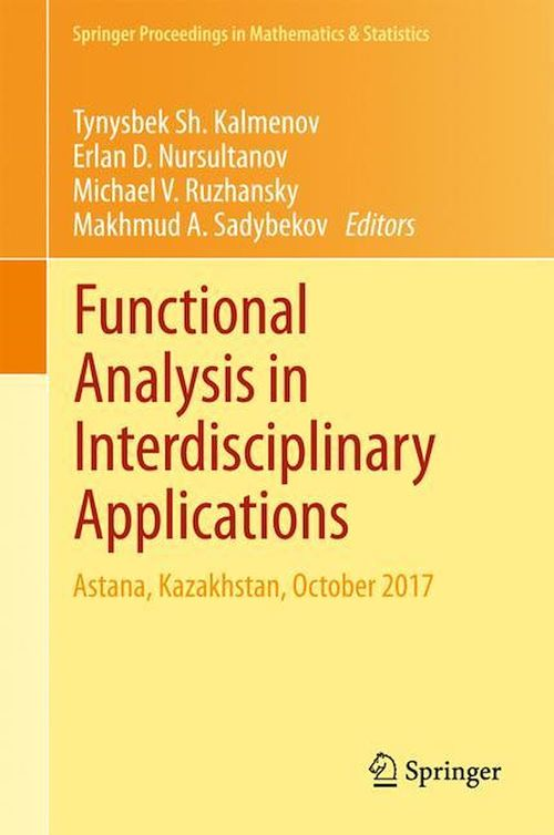 Functional Analysis in Interdisciplinary Applications