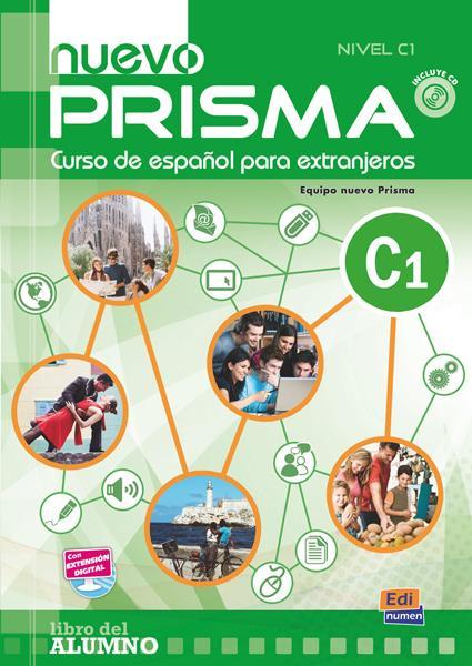 Nuevo prisma C1; libro del alumno