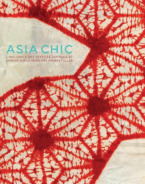 Asia chic ou comment les textiles japonais et chinois ont influencé la mode des années folles