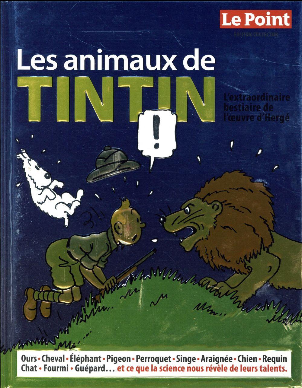 animaux de tintin