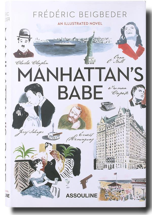 Manhattan's babe