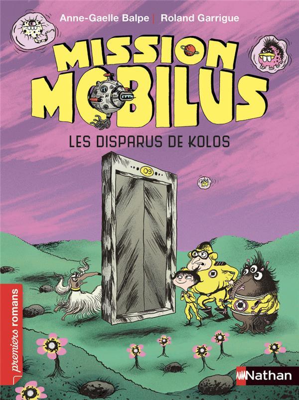 Mission Mobilus ; les disparus de Kolos