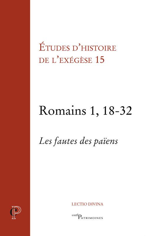 Romains 1, 18-32