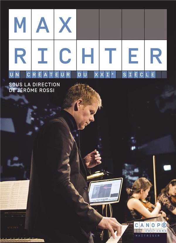 Max richter - un createur du xxie siecle