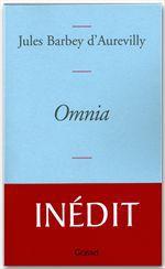 Vente Livre Numérique : Omnia  - Jules Barbey d'Aurevilly
