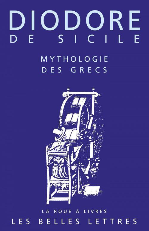 Vente EBooks : Mythologie des Grecs  - Diodore de Sicile