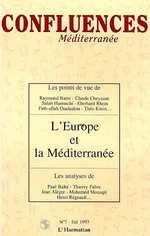 Vente EBooks : L'Europe et la Méditerranée  - Jean-Paul Chagnollaud - Bernard RAVENEL